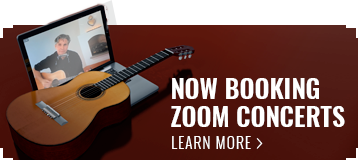 Now Booking Zoom Concerts